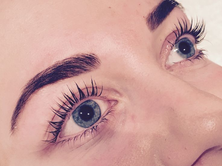 HD brows & LVL lashes