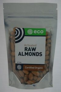 Eco Activated Raw Almonds $27.00 - Cut the Chemicals Cookbook