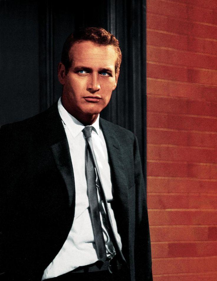 quando un uomo è troppo bello,non viene considerato anche un bravo attore, ma Newmann era veramente un grande Attore
