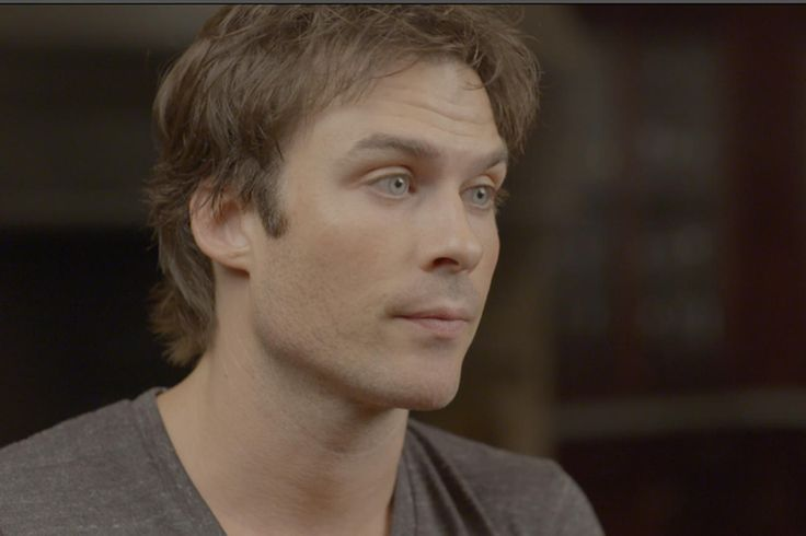 Vampire Diaries Video: Ian Somerhalder Has Some Requirements for Damon's Future Love Interest
