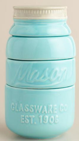 #Masonjar measuring cups - how cute is this?! http://rstyle.me/n/e3cp5nyg6
