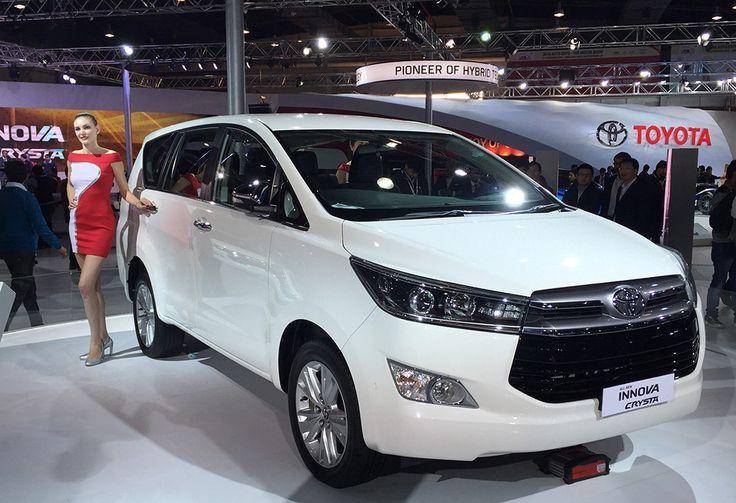 Buyers Guide #Toyota #Innova #Crysta – Petrol Vs Diesel