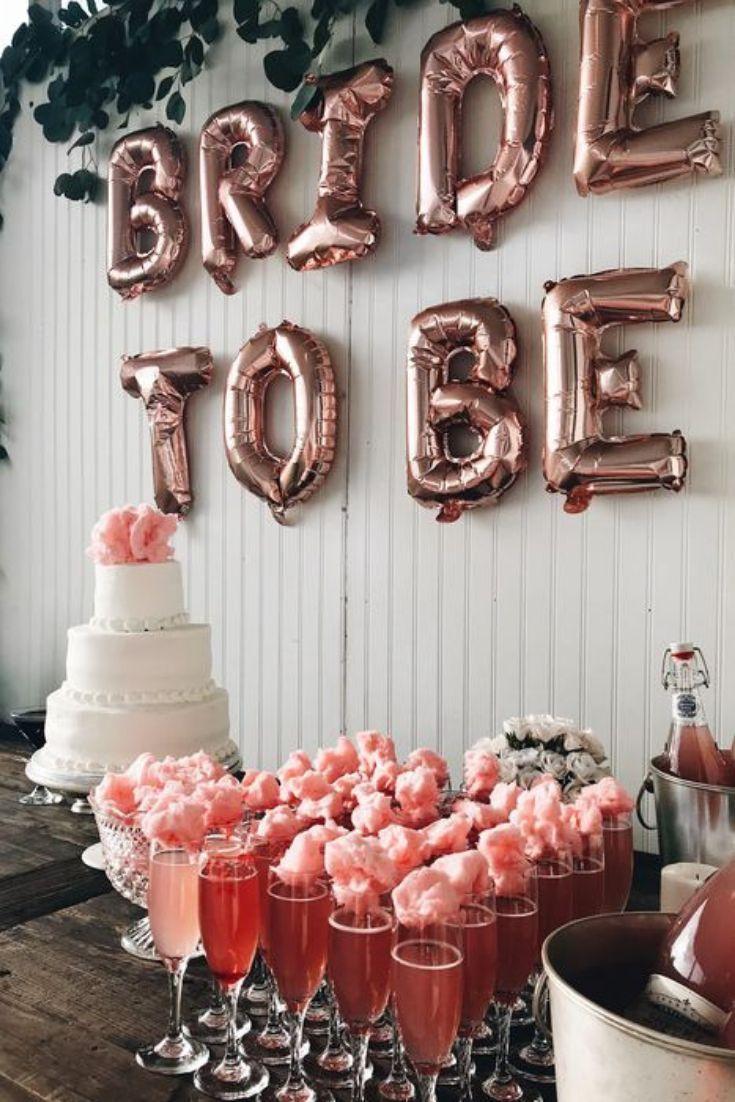 Fancy Bridal Shower Bachelorette Party Decorations Supplies