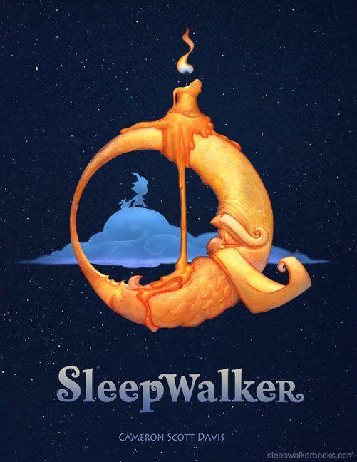 ArtStation - Sleepwalker by Cameron Scott Davis, Cameron Scott Davis