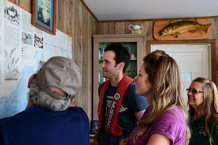 Anglers Return Year After Year to Bear's Den Lodge - By Ashley Rae of shelovestofish.com | Article from Northeastern Ontario