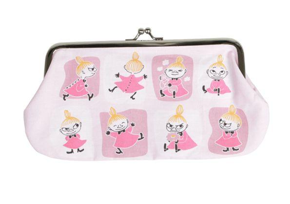 Pikku Myy meikkilaukku, vaaleanpunainen 9,73€