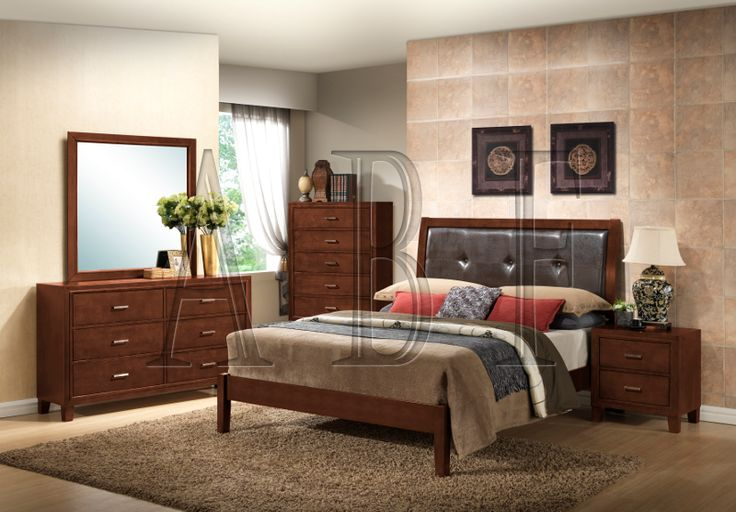 Bedroom Sets Greenville Sc murry (b9182) king 5 pc set - atlantic bedding and furniture