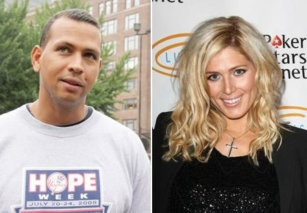 Couple Alert: Alex Rodriguez and Former WWE Wrestler Torrie Wilson