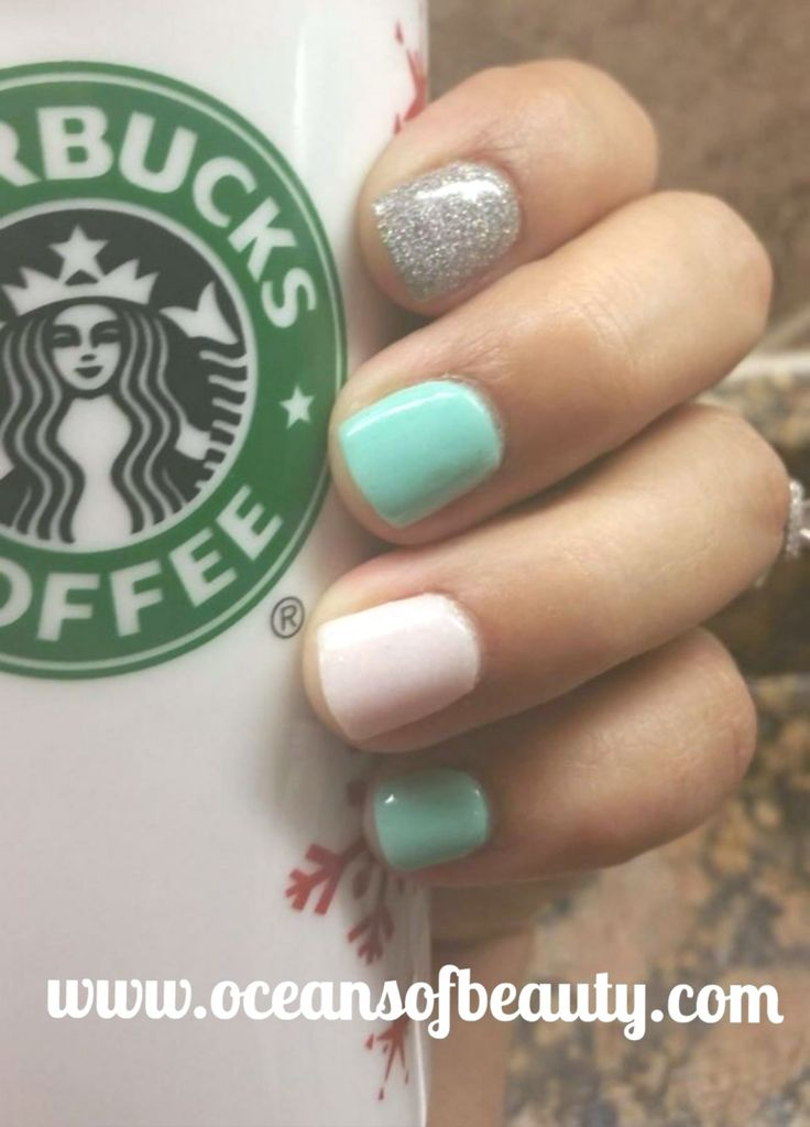 13+ Summer Nails Dipping Powder  No need to spend money on the salon. The next g…