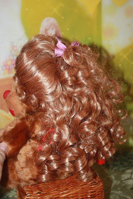 парики для для кукол на www.rusbutik.ru