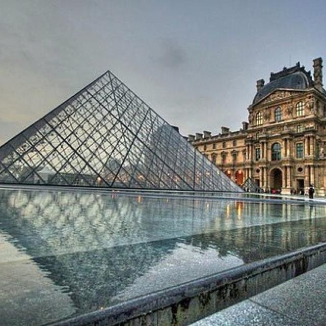 Louvre…