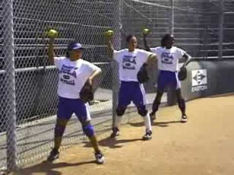 Wrist Snap Drill for Softball Throwing