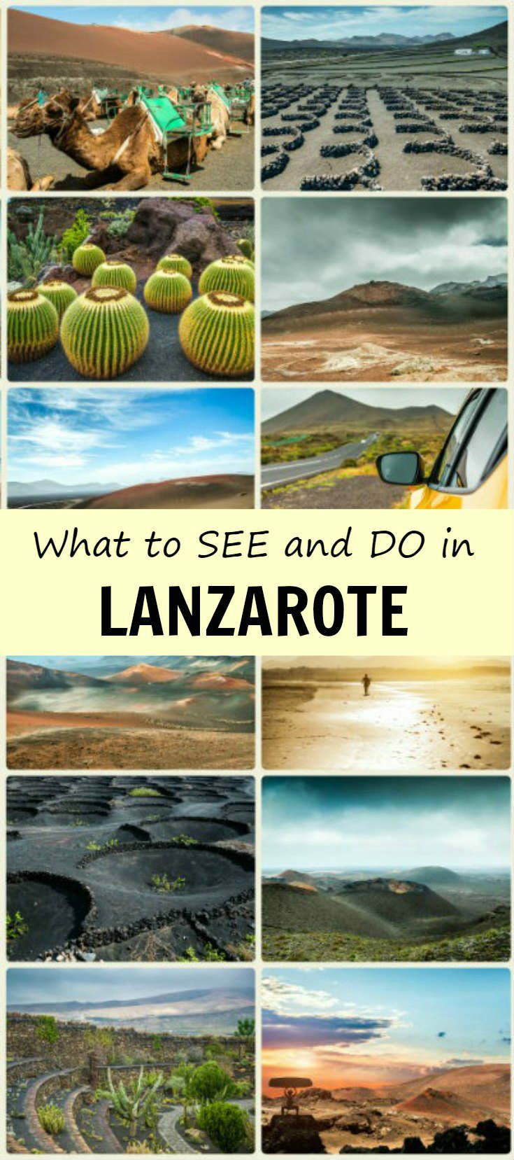 The Very Best Things to See and Do in Lanzarote Spain