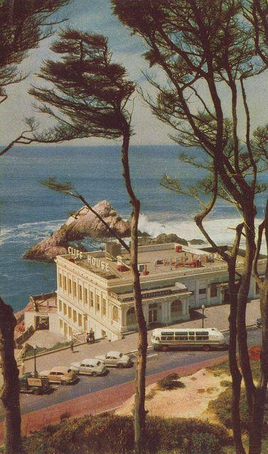 Cliff House - San Francisco, California