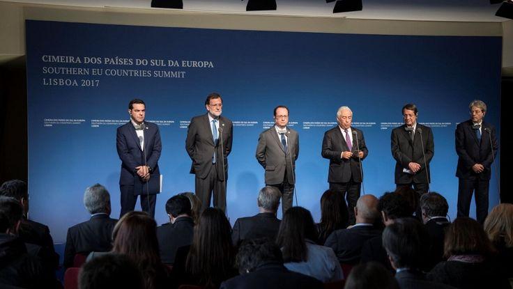 Ικανοποιημένη η κυβέρνηση για τo αποτέλεσμα της 2ης Ευρωμεσογειακής Συνόδου www.sta.cr/2Gqj5