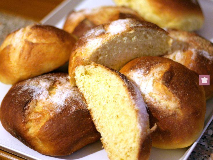 La spongada è un dolce tipico della Valle Camonica. La ricetta richiede impegno, ma il risultato è una focaccia soffice e zuccherina davvero eccezionale #Vallecamonica #Dolci