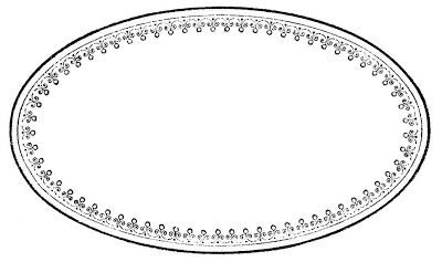 Royalty Free Images Oval Frame Graphics Fairy