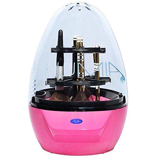 Lilumia 2 Makeup Brush Cleaner Device - Makeup Brush Cleaner Machine