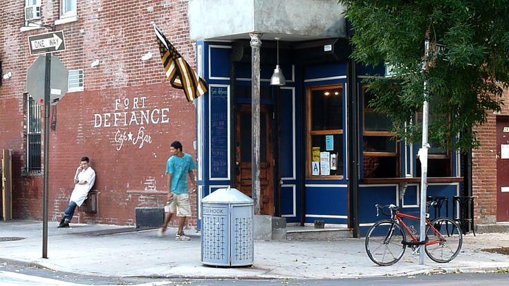 brunch/Cocktails | Fort Defiance, Red Hook, Brooklyn, NY