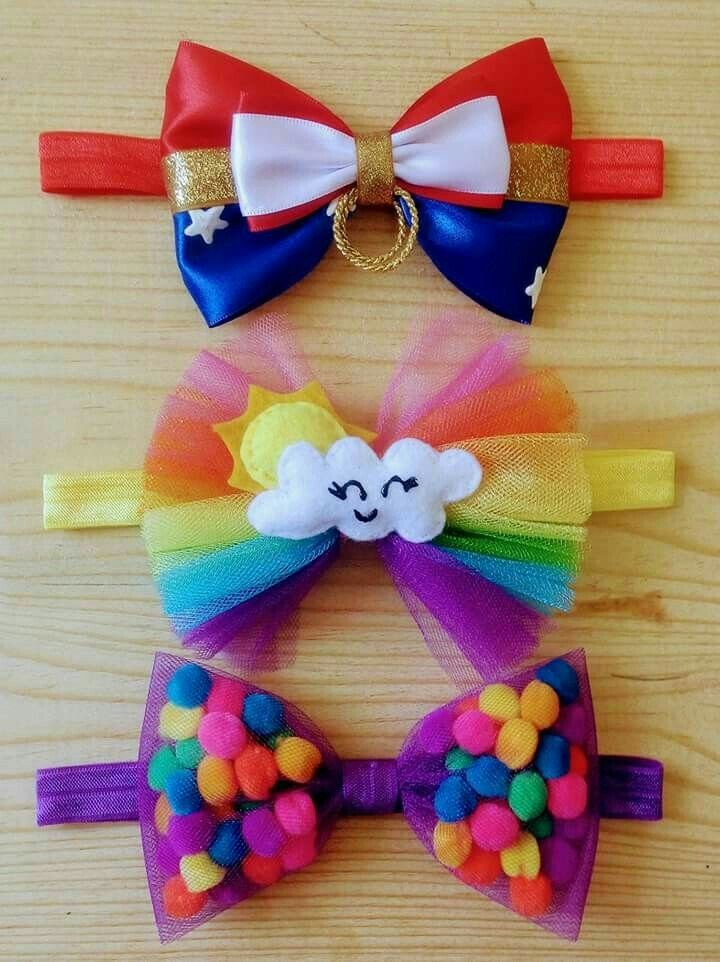 Baby Headbands With Bow