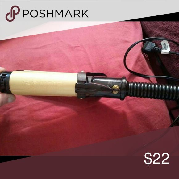 Con air curling iron never used Con air curling iron never used con air Accessories Hair Accessories