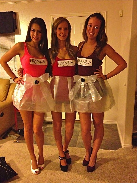 the perfect halloween costumes for sorority sisters - Halloween At Work Ideas