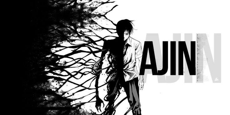 Ajin 2 - Animes da temporada de Outubro / Outono 2016