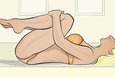 Mach diese Bewegung jeden Abend vor dem Einschlafe…