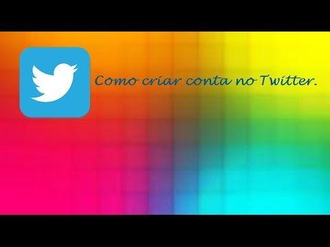 Twitter - Como Criar Conta ♡ ♥