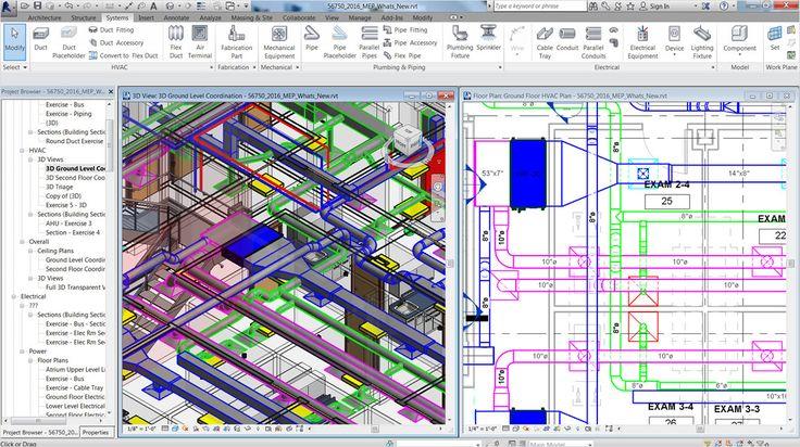 Progettazione e modellazione dei sistemi di condotti e tubazioni
