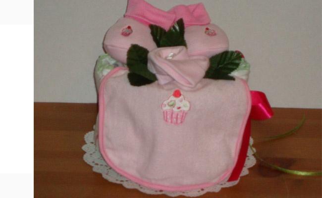 11€ από 22€ για μία μια mini μωρότουρτα με 4 εύχρηστα και πρακτικά αντικείμενα. Ένα έξυπνο δωράκι για νεογέννητο ή για τα πρώτα γενέθλια του, από το ηλεκτρονικό κατάστημα ninasnenascakesandmore.gr. Έκπτωση 50%  http://www.deal4kids.gr/deals.php?id=383