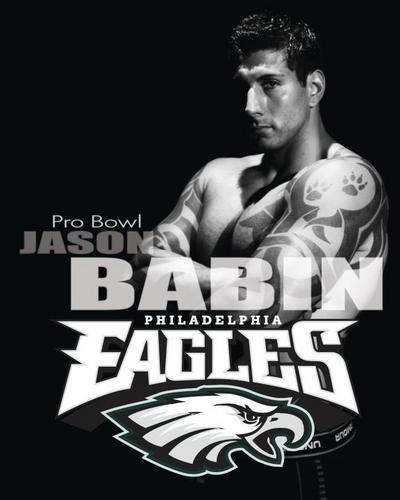 Eagles #93 Jason Babin ...sigh