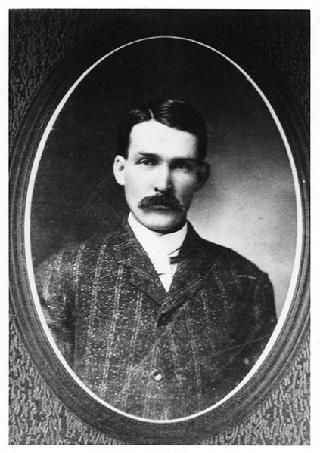 Warren Earp, youngest of the Earp brothers. He was not involved in the gunfight but did take part in the vendetta killings with Wyatt Earp