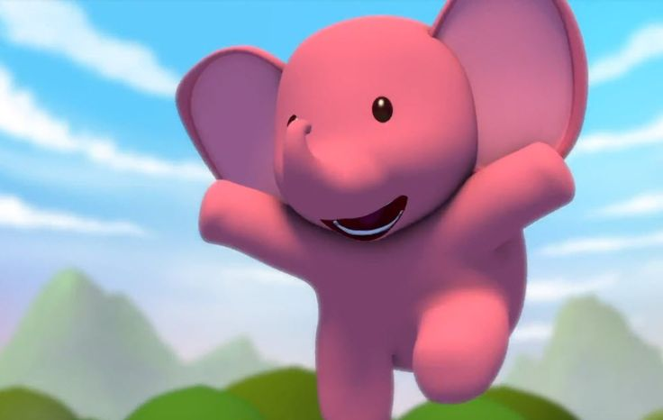 CHANSON | Un éléphant qui se balançait, Un petit air de jazz, une voix agréable, un clip en 3D avec les paroles, des petits personnages attachants.  Vos enfants vont adorer!