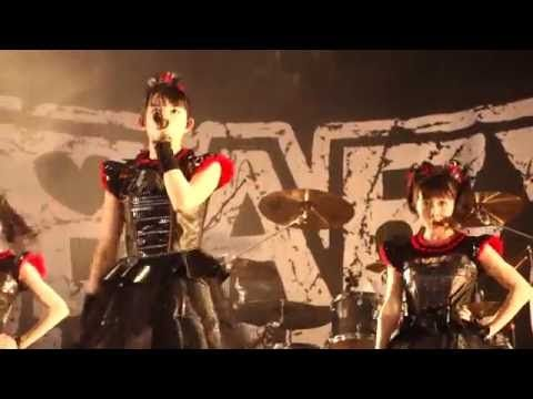 BABYMETAL - Footage - FortaRock 5-6-2016 The Netherlands - YouTube