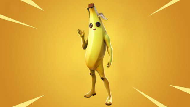 Fortnite Banana Skin Banana Skin Fortnite La Banana