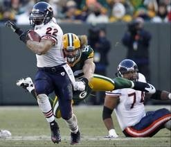 Fantasy football writer John Dietz believes that the Bears' Matt Forte will be a lock for 1,500 yards from scrimmage this season, which is a big reason Dietz ranked Forte fourth among running backs.