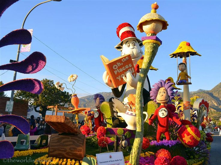 kids parade float ideas | Another crowd favorite and Fantasy Award winner was from the city of ...