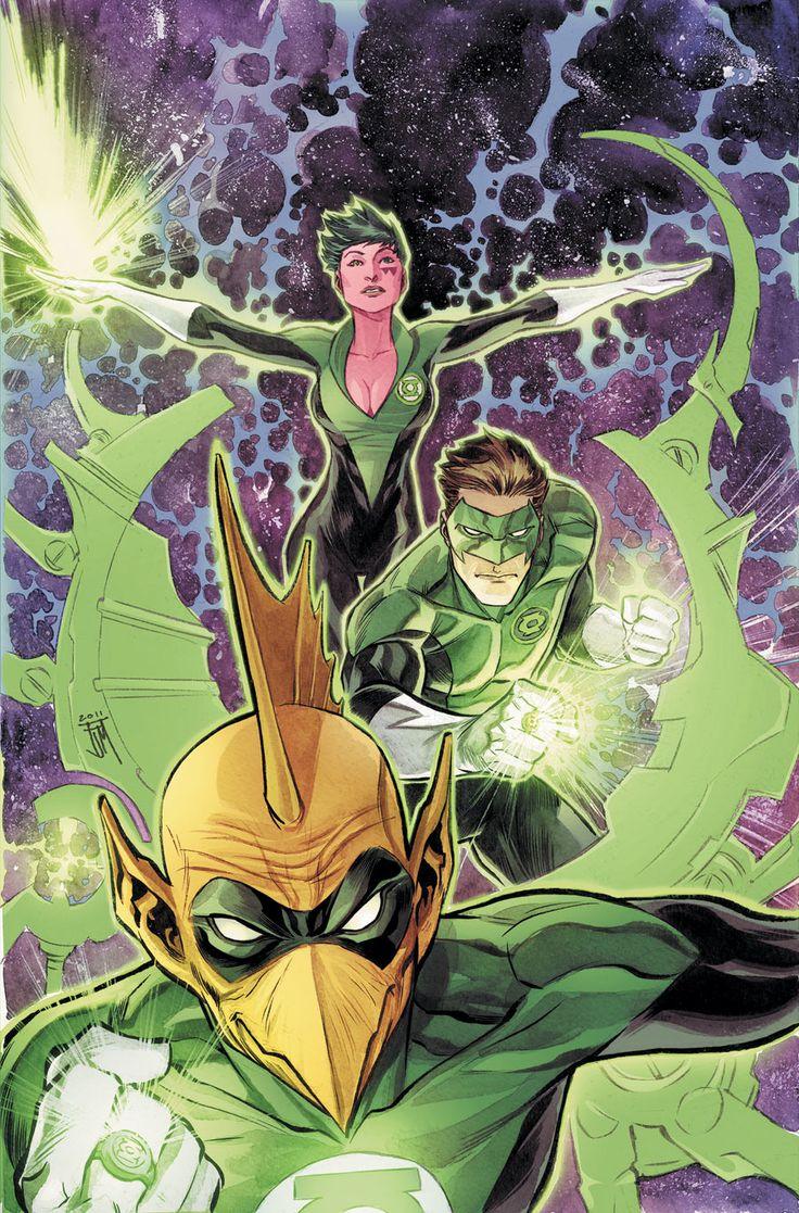 Green Lanterns by Francis Manapul