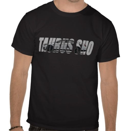 2013 Ford Taurus SHO Shirt
