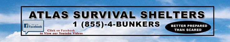 Atlas Survival Shelters-Underground Bomb Shelters For Sale