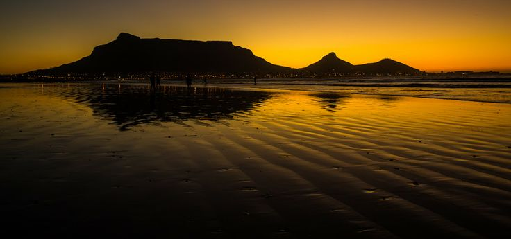 Cape in Gold by Quint Kloppers on 500px