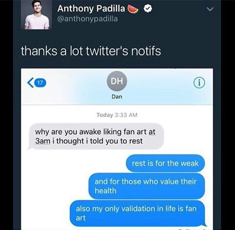 I love Anthony Padildo