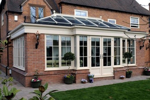 An orangery extension can add more living space and value to your home. A flat…