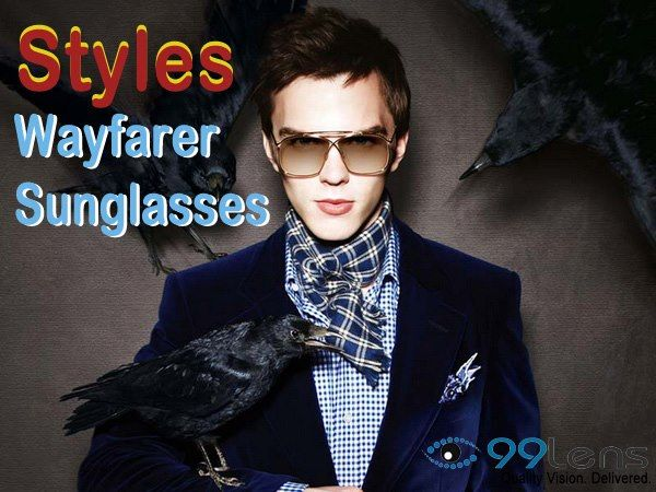 Stylish wayfarer sunglasses which is new definition of style