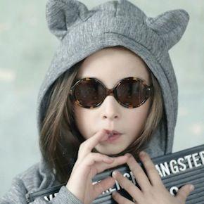 Modische Brillen für Kinder und Teens vom französischen Label Very French Gangsters