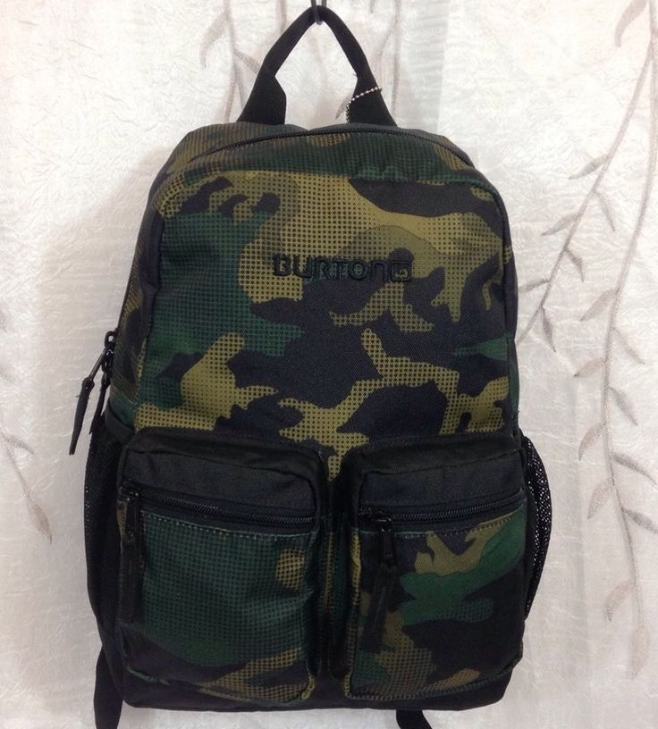 Burton Youth Groumlet Pack Pop Camo Backpack