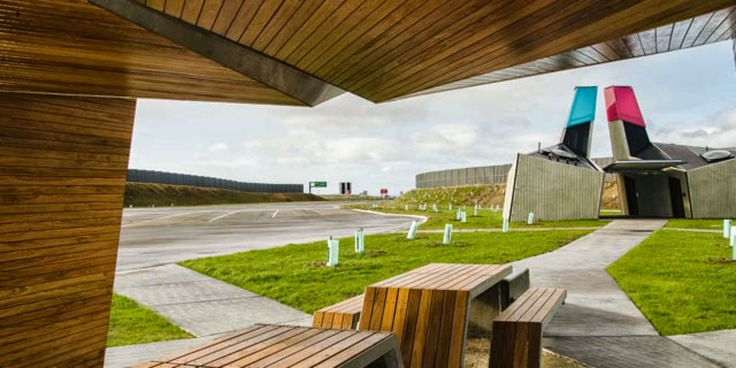 car highway rest area architecture - Google Search