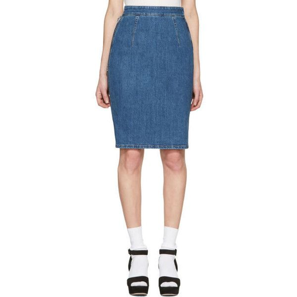 25  best ideas about Blue pencil skirts on Pinterest | Yellow ...