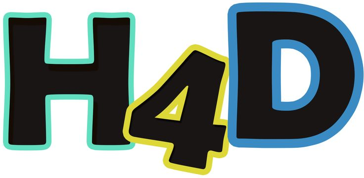 Hire4drive New logo